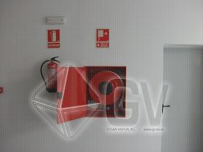 Photo: Gas Vapor S.L. - www.gv.iei.es Instalacines Varias-Contraincendio