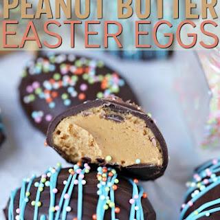 Peanut Butter Easter Eggs.
