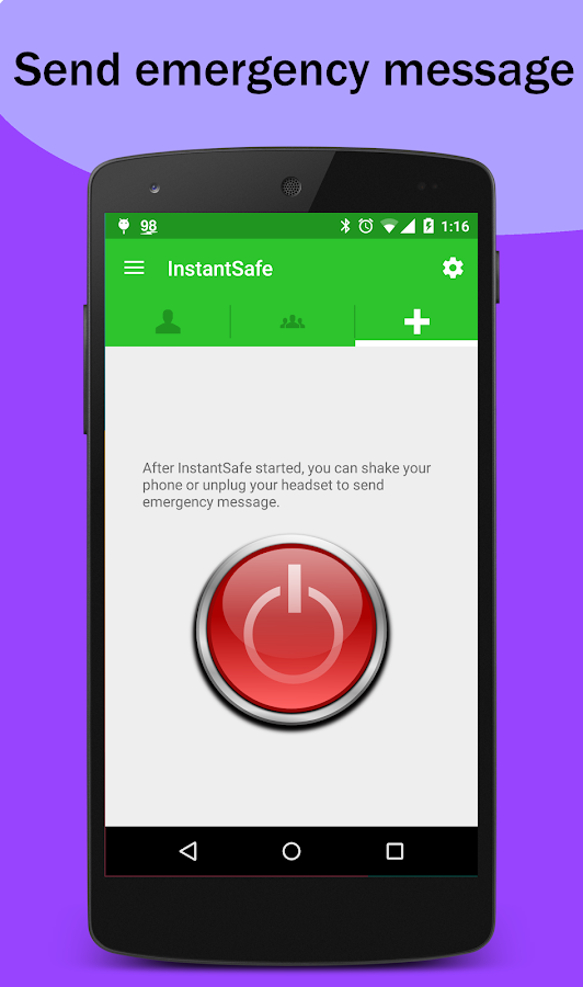U Safe Tracker - GPS Tracker- screenshot