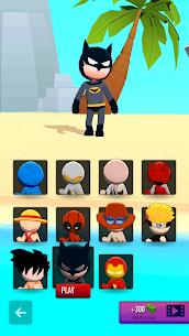 Stickman 3D – Street Gangster MOD Apk 0.1.4 (Unlimited Money) 1