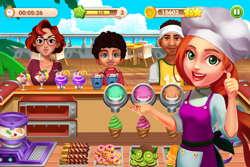 Cooking Talent - Restaurant manager - Chef game 1.0.4 Screenshots 2