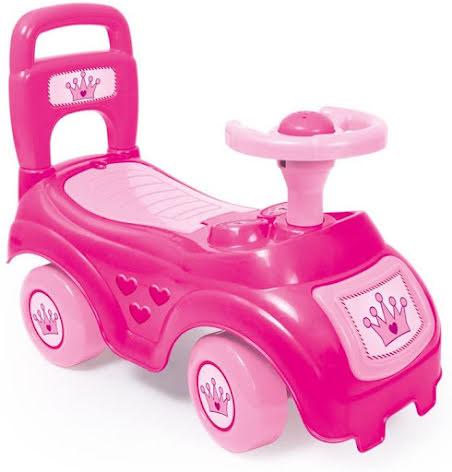 Dolu Lära-Gå-Bil, Rosa
