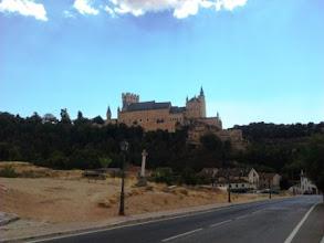 Photo: 20.09.12 Tour 'Sierra de Guadarrama' von Soria nach Ávila -Segovia 'Alcazar'- (Urheberrecht K. Linke)