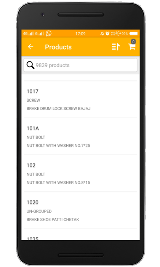 Zodix Auto - Spare Parts for Two & Three Wheelers - Android Apps ...