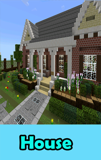 House MODS For MCPE*