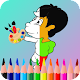 Coloring Book Anime for PC-Windows 7,8,10 and Mac