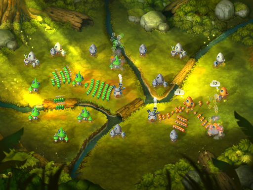 Mushroom Wars 2: Heroischer TD APK MOD screenshots 1
