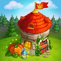Magic Country: fairy farm and fairytale city icon