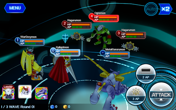 DigimonLinks APK screenshot thumbnail 6