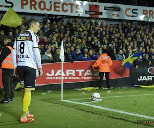 Nouveau coup dur pour Lokeren: un joueur se fracture la clavicule à l'entraînement et manquera des matchs importants