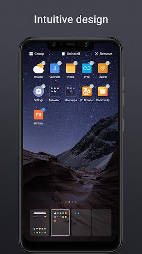 POCO Launcher 2.6.0.5 screenshots 6