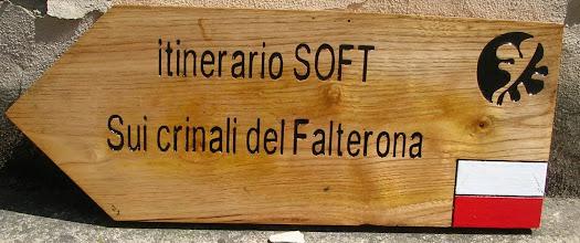Photo: Cartello per Parco Foreste Casentinesi