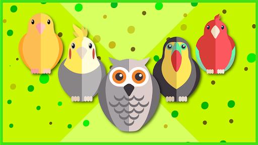幼児の鳥サウンドスピナー