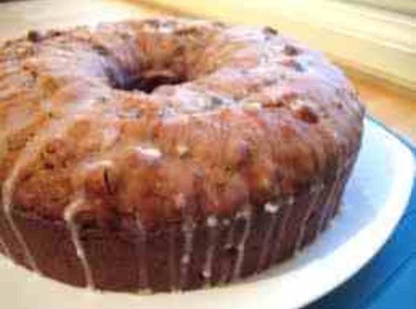 Boiled Spice Cake Recipe