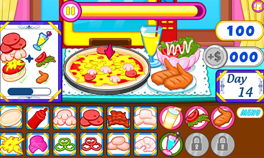 Pizza Delivery Shop- screenshot thumbnail