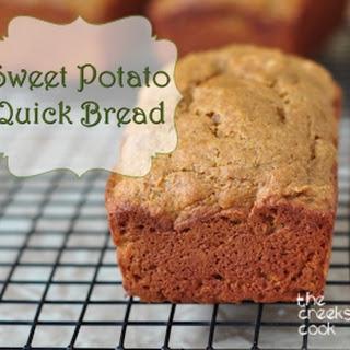 Sweet Potato Quick Bread.