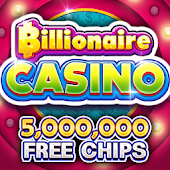 Billionaire Casino™ Slots 777 - Free Vegas Games Icon