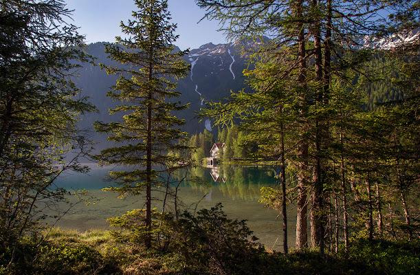 Lago di Anterselva di Marlak