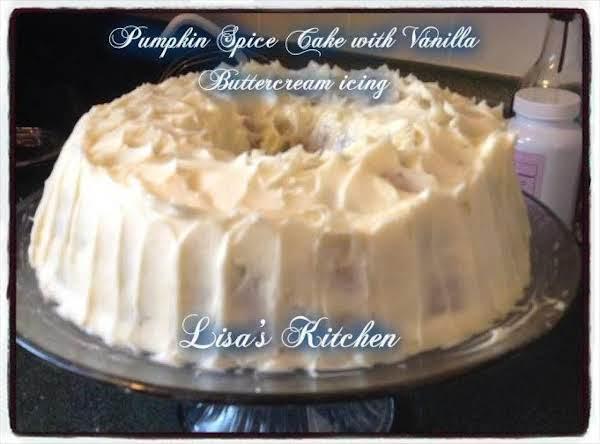 Scs Butter Cake Recipe