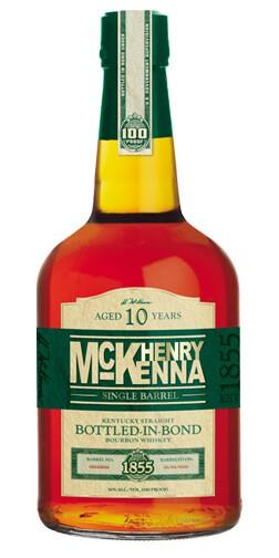 Logo for Henry Mckenna 10 Yr