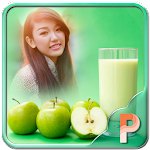 Green Apples Photo Frames icon