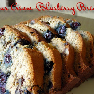 Blueberry Bread With Sour Cream Recipes.