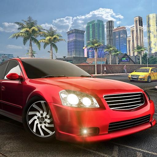 Mega City Taxi Driver 3D: Taxi Game