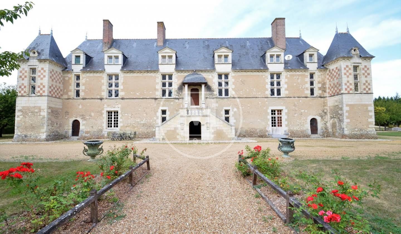 Château Beaufort-en-Vallée