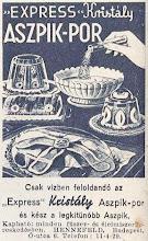 Photo: Reklama aspiku w proszku z 1934 roku