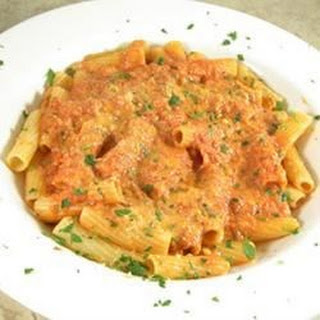 Easy Vodka Sauce