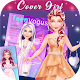 Magazine Cover Girl Dressup : Fashion Fever (game)