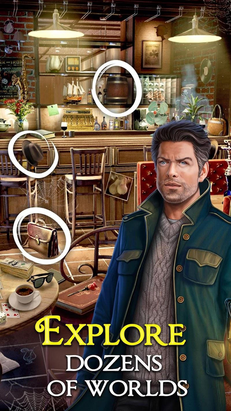 Hidden City: Hidden Object Adventure Screenshot 1