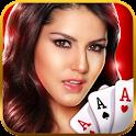 Poker 3 Cartas da Sunny Leone icon
