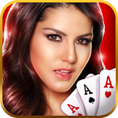 Teen Patti with Sunny Leone