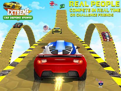 Extreme Car Driving Stunt GT Racing City Simulator for PC-Windows 7,8,10 and Mac apk screenshot 9