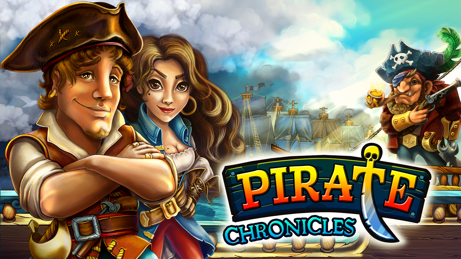 Pirate Chronicles- screenshot
