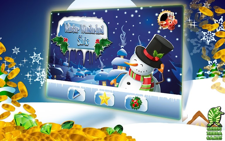 android Winter Wonderland Slots Screenshot 4