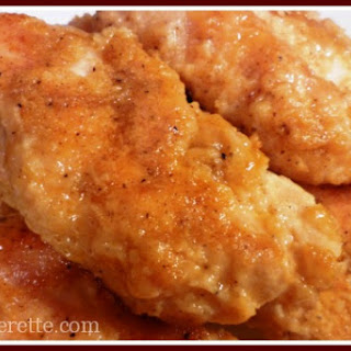 Baked *Fried* Chicken