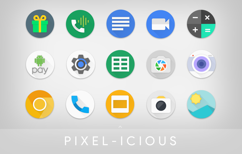 PIXELICIOUS ICON PACK Screenshot 3