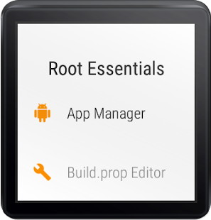 Root Essentials Screenshot