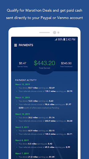 OnMyWay: Drive Safe, Get Paid hack tool