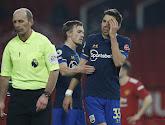 """🎥  Veel discussie over tweede rode kaart voor Southampton: """"Ook Martial zelf zei dat het geen fout was"""""""