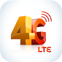 4G Only LTE Network Mode Mobile App icon
