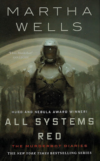 All Systems Red: Martha Wells