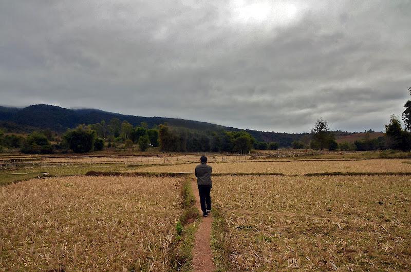 Camminando verso la fine dell'Estate di Migliu