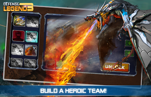 Hack Game Defense Legend 3: Future War apk free