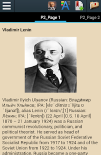 Biography of Lenin - náhled