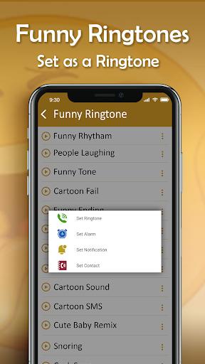 Funny Ringtone screenshot 3