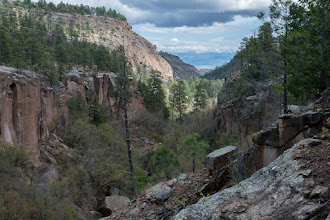 Photo: Pueblo Canyon