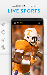 Sling TV: Get Live TV Streaming for $25/mo APK screenshot thumbnail 3